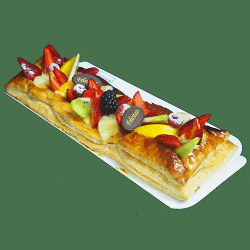 Banda de fruita fresca